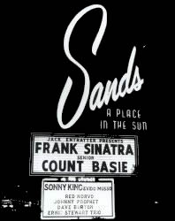 The Sands Hotel, Las Vegas